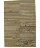RugStudio presents Org Tibetan Weave Akn-621 9/45 Beige/Brown Hand-Knotted, Best Quality Area Rug