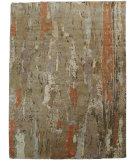 RugStudio presents Org Expressions Ce2067b Beige Hand-Knotted, Best Quality Area Rug