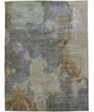 RugStudio presents Org Expressions Ce2257b Multi Hand-Knotted, Good Quality Area Rug