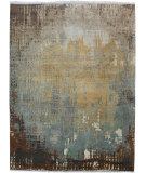 RugStudio presents Org Texture Ce3527c Multi Hand-Knotted, Good Quality Area Rug