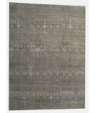 RugStudio presents Org S.varuna D-65 Grey Hand-Knotted, Good Quality Area Rug