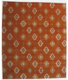 RugStudio presents Org S.varuna D-69 Rust Hand-Knotted, Good Quality Area Rug