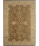 RugStudio presents ORG Chobi Tufted S-07 Brown/Beige Hand-Tufted, Good Quality Area Rug