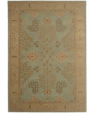 RugStudio presents ORG Chobi Tufted S-08 Grey/Light Brown Hand-Tufted, Good Quality Area Rug