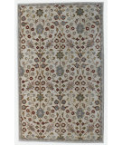RugStudio presents Org F. Chobi F-01 Beige Hand-Knotted, Good Quality Area Rug