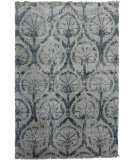 RugStudio presents Org Breeze Gc810 Light Gray Hand-Knotted, Good Quality Area Rug