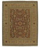 RugStudio presents Org Handtufted Oushak Cocoa-Cocoa Hand-Tufted, Best Quality Area Rug