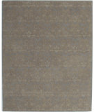 RugStudio presents ORG Mathura Tasso Brown / Blue Hand-Tufted, Best Quality Area Rug