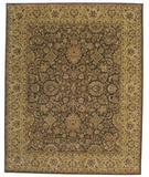 RugStudio presents ORG Merlot FT-10 Brown Hand-Tufted, Best Quality Area Rug