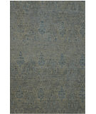 RugStudio presents Org Ambiance 801 Dark beige/Multi Hand-Knotted, Good Quality Area Rug