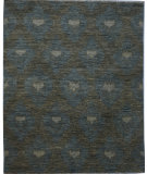 RugStudio presents Org Ambiance 845 Gray/Multi Hand-Knotted, Good Quality Area Rug