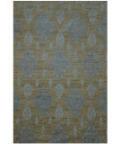 RugStudio presents Org Ambiance 849 Gold/Multi Hand-Knotted, Good Quality Area Rug