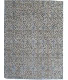 RugStudio presents ORG Dexter Ikat-124 Beige/Multi Hand-Knotted, Good Quality Area Rug