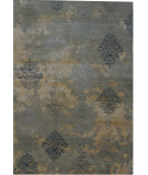 RugStudio presents Org Vintage 765 Beige Hand-Knotted, Good Quality Area Rug