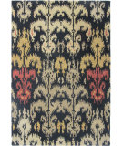 RugStudio presents ORG Chelsea St-515 Black/Multi Hand-Tufted, Good Quality Area Rug