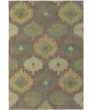 RugStudio presents ORG Chelsea St-518 Mocha Brown/Multi Hand-Tufted, Good Quality Area Rug
