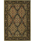 RugStudio presents ORG Chelsea St-519 Beige/Black Hand-Tufted, Good Quality Area Rug