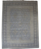 RugStudio presents Org Ottoman Ch-1 Iron Hand-Knotted, Good Quality Area Rug