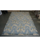 RugStudio presents Org Dazzle Dq(hs)-46 Mystic Hand-Knotted, Good Quality Area Rug