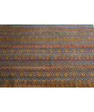 RugStudio presents ORG Kohinoor Fg-4 Ice Blue Hand-Knotted, Good Quality Area Rug
