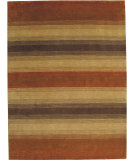 RugStudio presents ORG Trillia Broad Stripe Spice Woven Area Rug