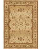 RugStudio presents Orian American Heirloom 1210 Bisque Machine Woven, Good Quality Area Rug