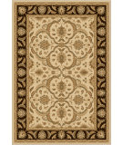 RugStudio presents Orian American Heirloom 1214 Bisque Machine Woven, Good Quality Area Rug