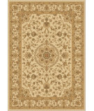 RugStudio presents Orian American Heirloom 1225 Bisque Machine Woven, Good Quality Area Rug