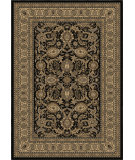 RugStudio presents Orian American Heirloom 1242 Onyx Machine Woven, Good Quality Area Rug
