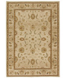 RugStudio presents Orian American Heirloom Mahal 1210 Bisque Machine Woven, Better Quality Area Rug