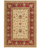 RugStudio presents Orian American Heirloom Osman 1205 Ivory Machine Woven, Better Quality Area Rug