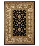 RugStudio presents Orian American Heirloom Osman 1206 Onyx Machine Woven, Better Quality Area Rug