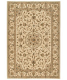 RugStudio presents Orian American Heirloom Prescott 1225 Bisque Machine Woven, Better Quality Area Rug