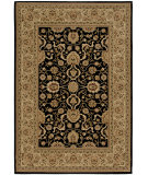 RugStudio presents Orian American Heirloom Serapi 1208 Black Machine Woven, Better Quality Area Rug