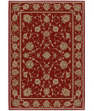 RugStudio presents Orian American Heirloom Westbury 1223 Claret Machine Woven, Better Quality Area Rug
