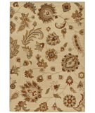 RugStudio presents Orian American Heirloom Woosley 1202 Bisque Machine Woven, Better Quality Area Rug