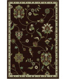 RugStudio presents Orian Anthology Adler brown Machine Woven, Good Quality Area Rug