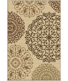 RugStudio presents Orian Anthology Eton white Machine Woven, Good Quality Area Rug