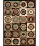 RugStudio presents Orian Anthology Laguna multi Machine Woven, Good Quality Area Rug