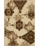 RugStudio presents Orian Anthology Lancaster beige Machine Woven, Good Quality Area Rug