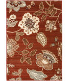 RugStudio presents Orian Anthology Cimarron Red Machine Woven, Good Quality Area Rug