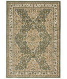 RugStudio presents Orian Anthology Divinia Blue Green Machine Woven, Good Quality Area Rug