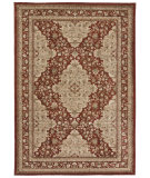 RugStudio presents Orian Anthology Divinia Red Machine Woven, Good Quality Area Rug