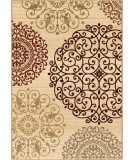 RugStudio presents Orian Anthology 1429 White Machine Woven, Good Quality Area Rug