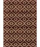 RugStudio presents Orian Anthology 1438 Rust Machine Woven, Good Quality Area Rug