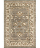 RugStudio presents Orian Anthology Bazine 1412 Blue Green Machine Woven, Good Quality Area Rug
