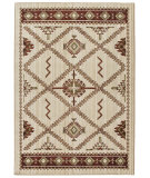 RugStudio presents Orian Anthology Tucson 1425 White Beige Machine Woven, Good Quality Area Rug