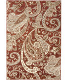 RugStudio presents Orian Anthology Windsor 1423 Red Machine Woven, Good Quality Area Rug