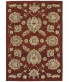 RugStudio presents Orian Anthology Zanzibar 1414 Red Machine Woven, Good Quality Area Rug