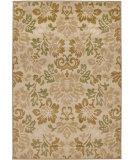 RugStudio presents Orian Four Seasons Sonoma Outdoor Benton 1815 Bisque Machine Woven, Good Quality Area Rug